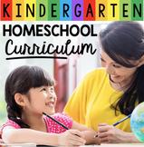 Complete Kindergarten Curriculum - Homeschool - Math Units