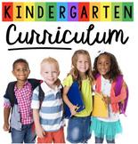 Complete Kindergarten Curriculum - Math Units - Reading -