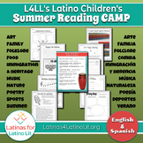 Complete L4LL Summer Reading CAMP (BUNDLE)