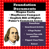 Foundations of Democracy - Documents that Influenced America