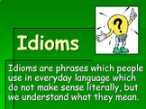 Complete Lesson Plan on Idioms