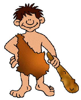 Complete Lesson Plan w/ Formative & Summative Exit Slips~Stone Age Caveroom Math