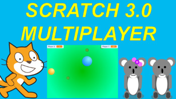 Complete Lesson - Scratch 3.0 Multiplayer Games