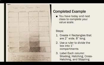 Complete Lesson - Value Scales