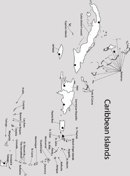 Complete Mapping Packet Caribbean