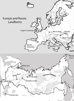 Complete Mapping Packet Geography Europe