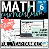 Entire Year of Math - complete math program!!  HUGE BUNDLE (Smart Notebook)