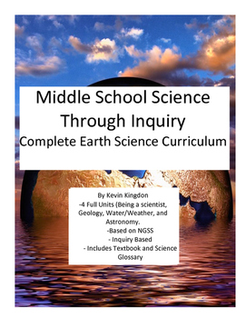 Complete Middle School Earth Science Curriculum
