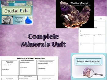 Complete Mineral Unit