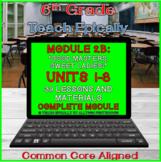 Complete Module 2B ELA-Vate Utah- Units 1, 2, and 3- Good