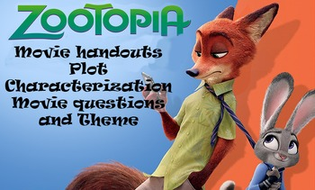 Complete Movie Guide for Zootopia