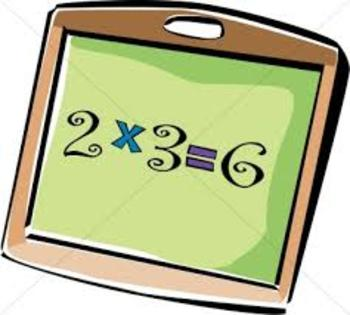 Complete Multiplication Unit 3rd Grade