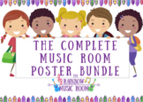 Complete Music Room Poster Bundle