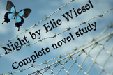 Complete Night by Elie Wiesel Novel Study