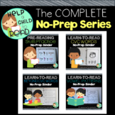 Complete No-Prep Help a Child to Read Bundle