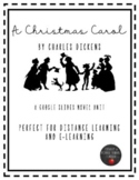 """Complete Novel Unit- """"A Christmas Carol"""" by Charles Dickens"""