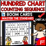 Complete Number Chart up to 120 | BOOM CARDS Distance Learning