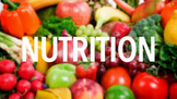 Complete Nutrition Plan Project.