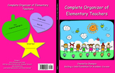 Complete Organizer of Elementary Teachers
