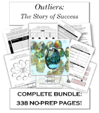 Outliers: The Story of Success BUNDLE: 338 No Prep Pages (Save 35%!)
