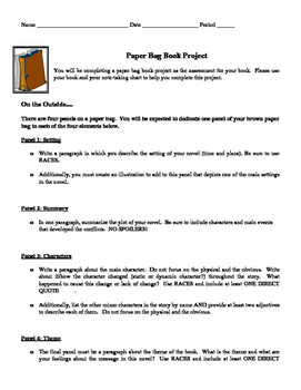 Complete Paper Bag Report