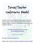 Complete Parent-Teacher Conference Bundle