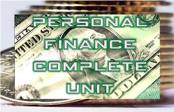 Complete Personal Finance Unit