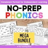 Complete No-Prep Phonics Bundle