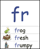Complete Phonics Word Wall: Short Vowels, Long Vowels, Blends