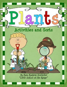 Plant Unit - Activities and Sorts