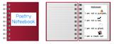 Complete Poetry Notebook Printable Pack for Kindergarten