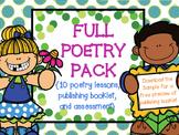 Complete Poetry Pack/Portfolios