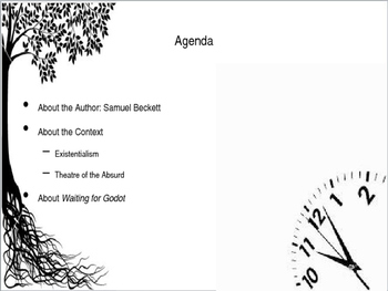 Complete PowerPoint for Beckett's Waiting for Godot
