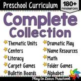 Complete Preschool Curriculum