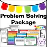 Problem Solving Task Card Bundle