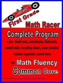Complete Program 1st Grade Common Core Math Fluency, Add & Subtract, 209 pages