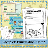 Complete Punctuation (5-7yrs) Writing Colons, Commas, Apostrophes