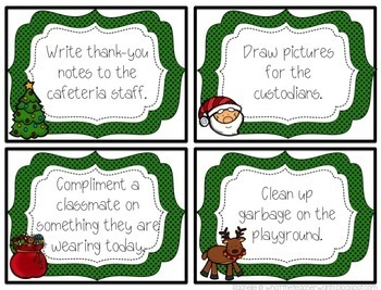 Random Acts of Christmas Kindness {Complete Pack}