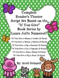 """Complete Reader's Theater Script Set Based on the """"If You Give"""" Book Series"""