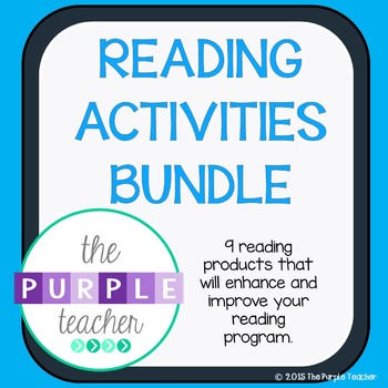 Reading Activity and Resource Bundle