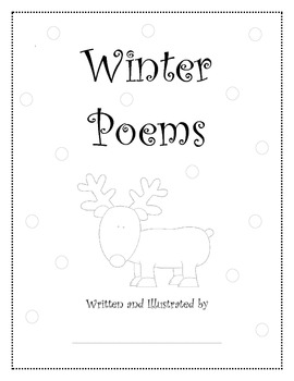 Complete Reading and Writing Christmas Poetry Poem Book Ho