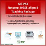 NGSS - MS PS4 Waves - Complete Resource Package