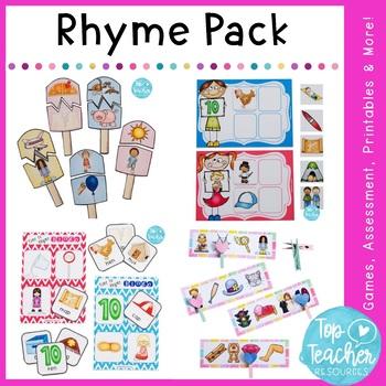 Complete Rhyme Package