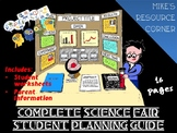 Complete Science Fair Project Student Planning Guide