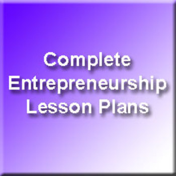 Complete Semester Entrepreneurship - Four Units, Two Term Projects & Board Game