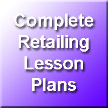 Complete Semester Retailing & School Store Instruction Units