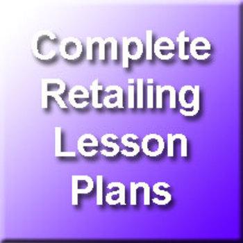 Complete Semester Retailing & School Store Instruction Units