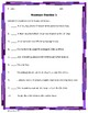 Complete Sentence Practice Worksheets Identify Fragments Run-ons with Test STAAR