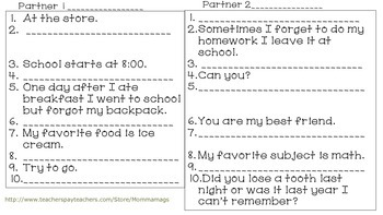 Complete Sentence, Run On, or Fragment - Brain and Arm Activity and Assessment