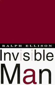 Complete Set of 12 Reading Quizzes on Ellison's Invisible Man